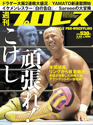 [雑誌] 週刊プロレス 2017年03月22日号 [Weekly Pro Wrestlin 2017-03-22] RAW ZIP RAR DOWNLOAD